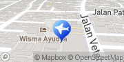 Map Bali Luxury Villas - Villa Getaways Pty Ltd Denpasar, Indonesia