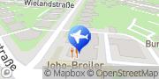 Karte Sixt Autovermietung Rostock, Deutschland