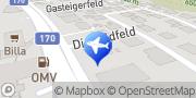 Karte Airportservice - VIP-Taxi Hopfgarten im Brixental, Österreich
