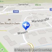 Karte Keil Elisabeth - Frühstückspension Neukirchen am Großvenediger, Österreich