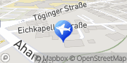 Karte Christiane's Taxi Mühldorf a.Inn, Deutschland