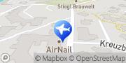 Karte LIMOUSINENSERVICE - Seidl Salzburg, Österreich