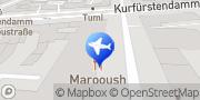 Map l'tur Reise-Shop Berlin-Kudamm Berlin, Germany