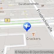 Karte 1001 SIGHTSEEINGS - Exsightingly Guestomized Berlin, Deutschland