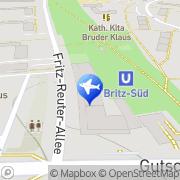 Map Reisebüro Berolina Magasch GmbH Berlin, Germany
