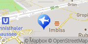 Map l'tur Reisebüro Berlin Gropius Berlin, Germany