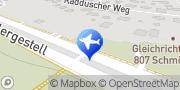 Map Bensch Limousinenservice Berlin, Germany