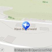 Karte Haus Bayerwald*** Neureichenau, Deutschland