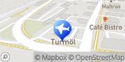 Karte Mietwagen Villach - Interrent Villach, Österreich