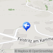 Karte Osterbichlerhof - Lindschinger Arnold Sankt Peter am Kammersberg, Österreich