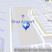 Karte Air France Feldkirchen bei Graz, Österreich