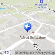 Karte Schwaiger Alfred Wösendorf, Österreich