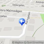 Karta Taxibolaget-Katrineholm Katrineholm, Sverige