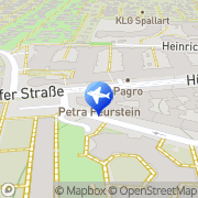 Karte Kreuzfahrtenlastminute.at Wien, Österreich