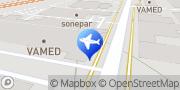 Karte Mietwagen Wien South - Interrent Wien, Österreich