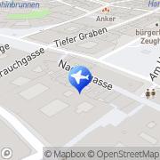 Karte Aschenbrenner Wien, Österreich