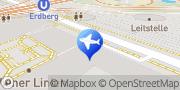 Karte Mietwagen Wien - Interrent Wien, Österreich