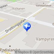 Karta Resia Eskilstuna, Sverige