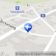 Karte WIT - Wohnen In Tallesbrunn Tallesbrunn, Österreich