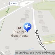 Karta Rike Per Guesthouse Bergsjö, Sverige
