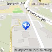 Karta Bilgehan Taxi Sollentuna, Sverige