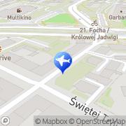 Mapa Muzioł W. Taxi Bydgoszcz, Polska