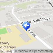 Mapa Szkolne Schronisko Młodzieżowe im. Bolka i Lolka Bielsko-Biała, Polska