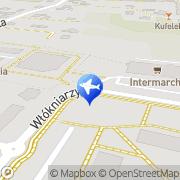 Mapa Pilarski P. Taxi Andrychów, Polska