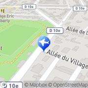 Carte de Appel Taxis Villemomble, France