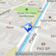 Mapa Sigma Kielce, Polska