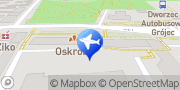 Mapa Taxi. Dariusz Bladowski Zakład Usługowo-Handlowy Grójec, Polska