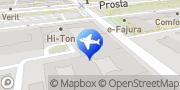 Mapa ipodróże.pl Warszawa, Polska