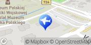 """Mapa """"Vip Cars"""" Wynajem luksusowych limuzyn z kierowcą Wynajem limuzyn Warszawa Warszawa, Polska"""