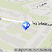 Kartta Taxi Jarkko Vainio Vaasa, Suomi