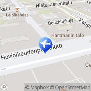 Kartta Kilroy Travels Finland Oy Ab Vaasa, Suomi