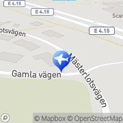 Karta Semesterkonsulten Ks Luleå, Sverige