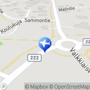 Kartta Mäki Teppo Ilmarinen, Suomi