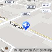 Kartta Salon Vilpas r.y. Salo, Suomi