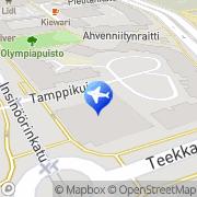 Kartta Johanna Nyholm Tmi Tampere, Suomi