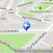 Kartta Mtm Taksipalvelu Helsinki, Suomi