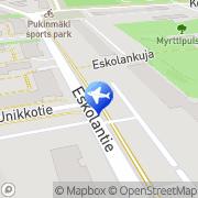 Kartta Grönroos Kaj Tmi Helsinki, Suomi