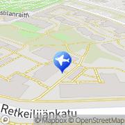 Kartta JMA-House Oy Helsinki, Suomi