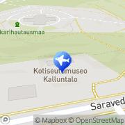 Kartta Multamäki Laukaa, Suomi