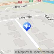 Kartta Forsström Sari Kotka, Suomi