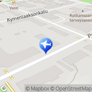 Kartta Taksi Marko J Savolainen Kotka, Suomi