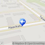 Kartta Orava Kalevi Sakari Mikkeli, Suomi