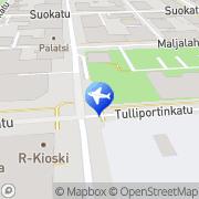 Kartta Travel House Finland Oy Kuopio, Suomi