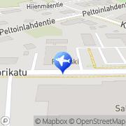 Kartta Taksi Petteri Eteläpää Savitaipale, Suomi