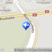 Kartta AR-Rent Oy Lappeenranta, Suomi
