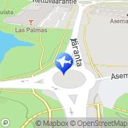 Kartta Taksiasema Joensuu Rautatieasema Joensuu, Suomi